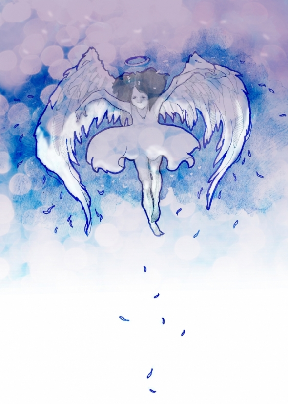 Ангел с небес