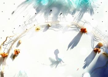 Облака-перья